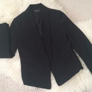 *new* Express Women Tuxedo Suit Blazer Jacket US 4